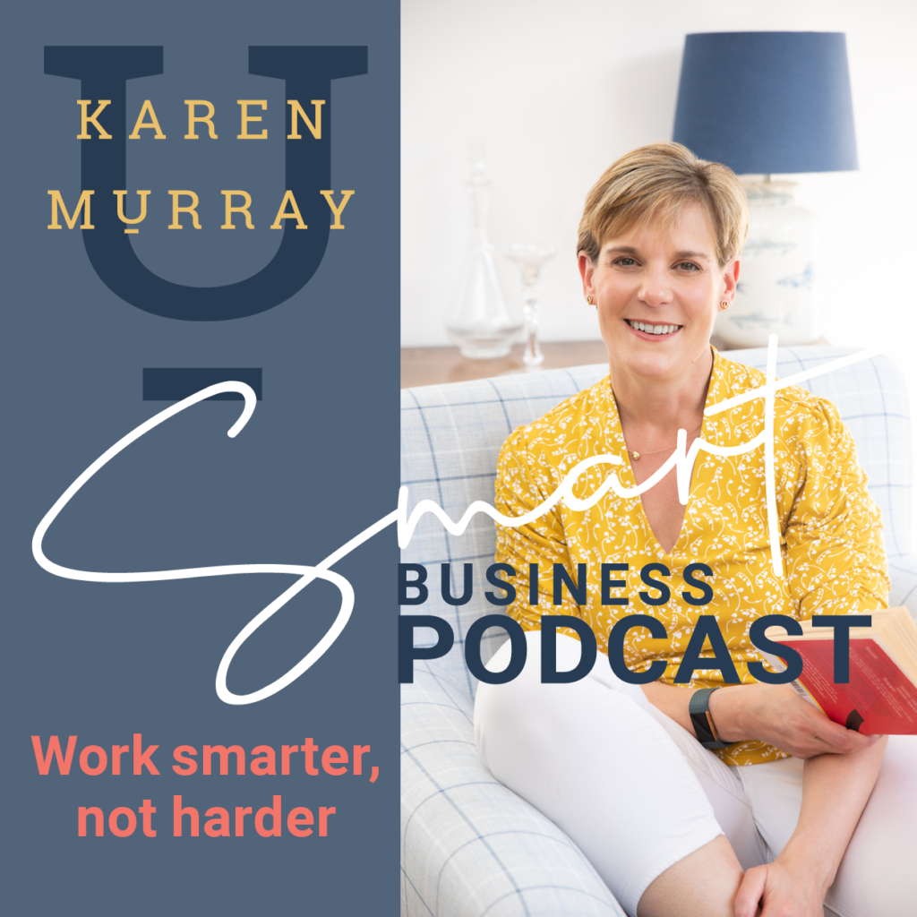 Karen Murray's Smart Business is a growing brand